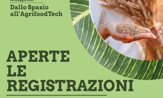 TORNA LA PRIMAVERA DELL'INNOVAZIONE: Dallo Spazio all'Agrifood-Tech