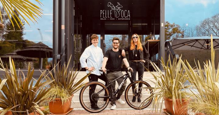 Pelle d'oca: la nuova frontiera del Gourmet Delivery