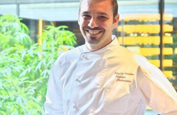 Ad Agrigento la cucina speciale dello chef Valentino Palmisano