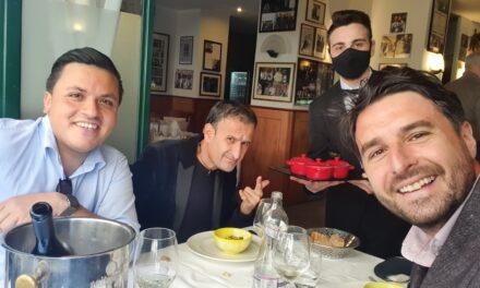 Incontro con Sabatino D'Ambrosio – Agente di Commercio