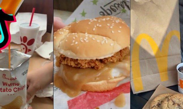 I segreti dei fast food svelati con tiktok