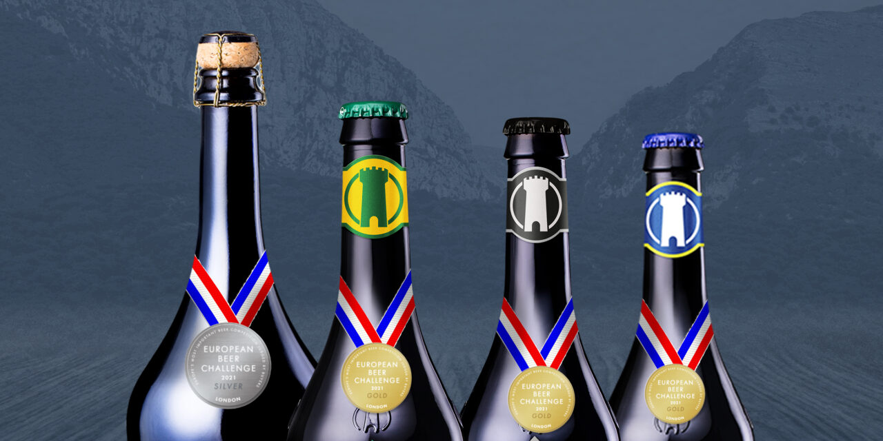 Birra del Borgo trionfa all'European beer challenge