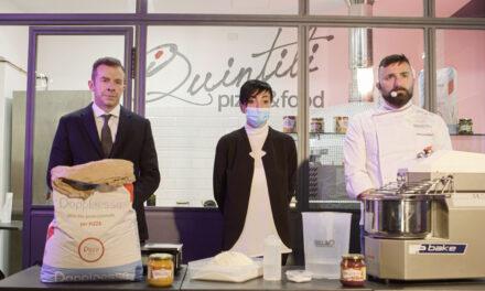 Marco Quintili, lezione di pizza in streaming con il Giappone