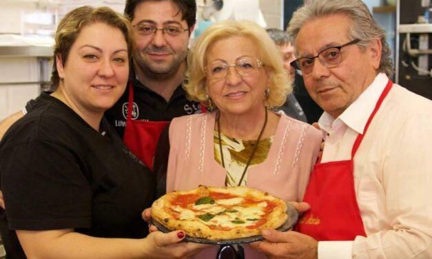 PIZZERIA STARITA –  A Napoli da più di cento anni