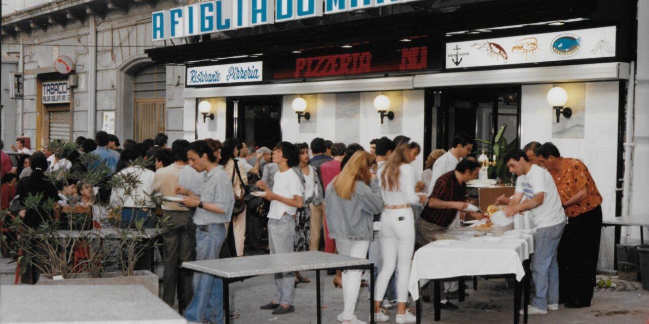A Napoli trenta anni fa nasceva 'A FIGLIA D'O MARENARO