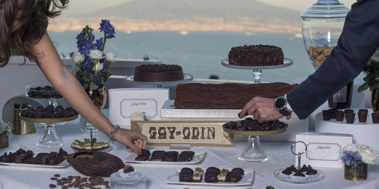 Gay-Odin conquista Napoli e non solo con il suo gelato