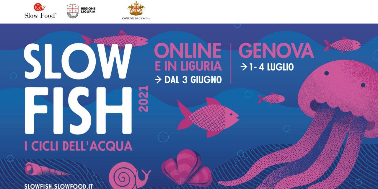 Colatura di Alici di Cetara Dop a Slow Fish di Genova