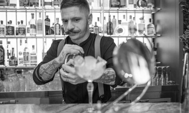 Luca Spano, il bartender dei calciatori del Napoli