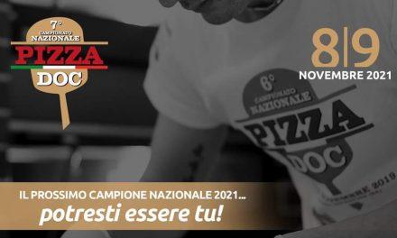 """Campionati di pizza 2021: si ritorna in """"pasta"""""""