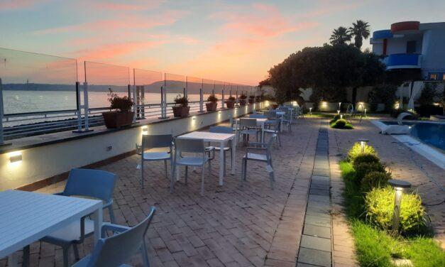Apre a Portici il Wettin Club, cucina gourmet e vista mare