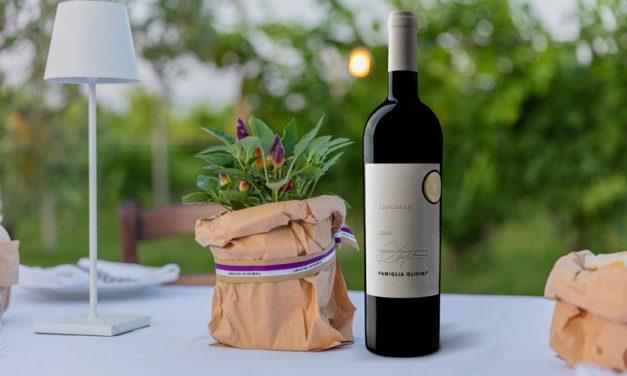 Explorer, il nuovo vino di Famiglia Olivini