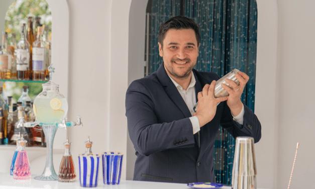 Gelato e cocktail: la mixology estiva con Mattia Pastori