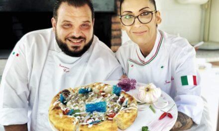 UNA PIZZA PER TROPEA, BORGO D'ITALIA 2021