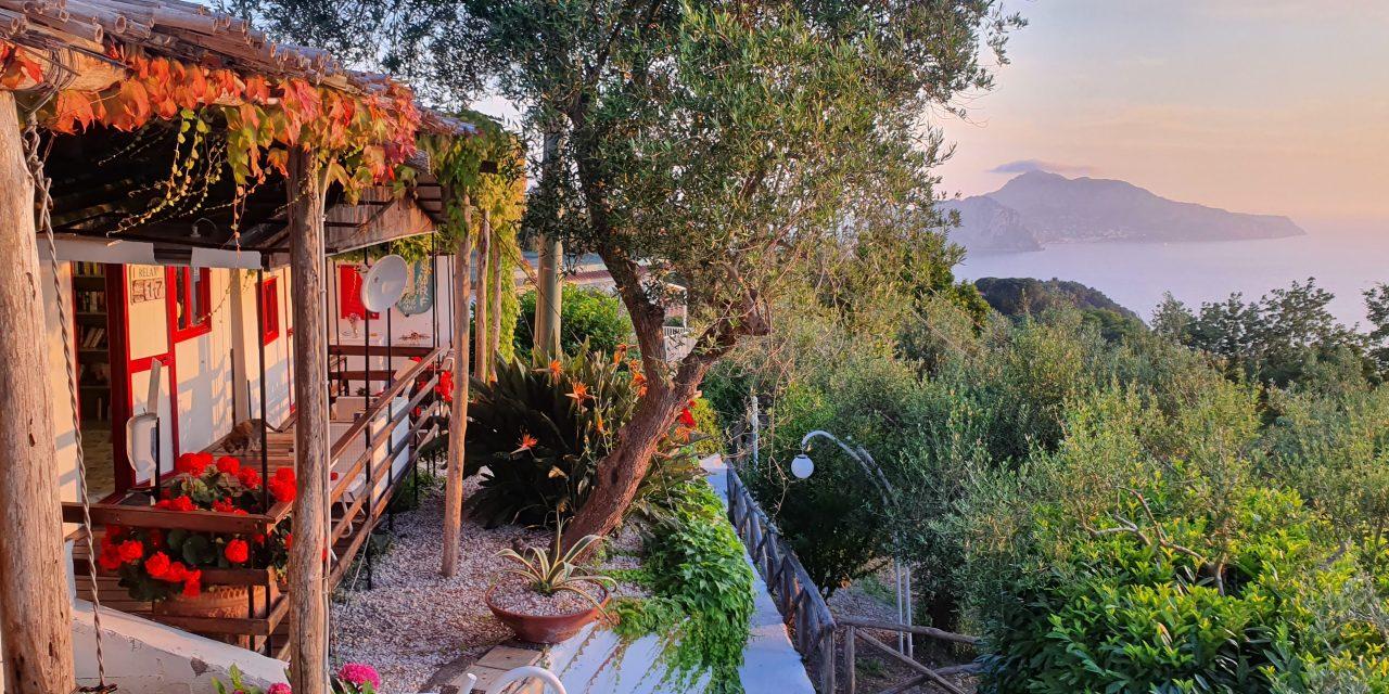 Tonno e Campani – A Massa Lubrense il ristorante by Gocce di Capri