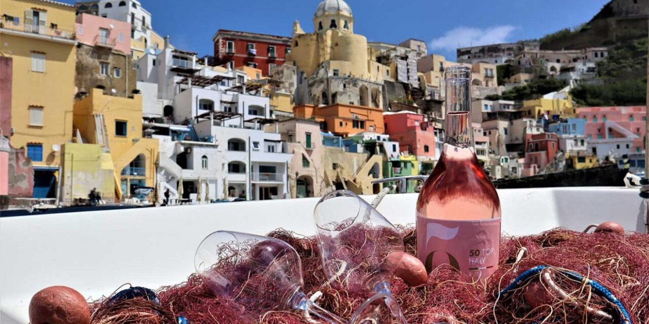 50 Top Italy Rosé 2021: i migliori vini rosati d'Italia