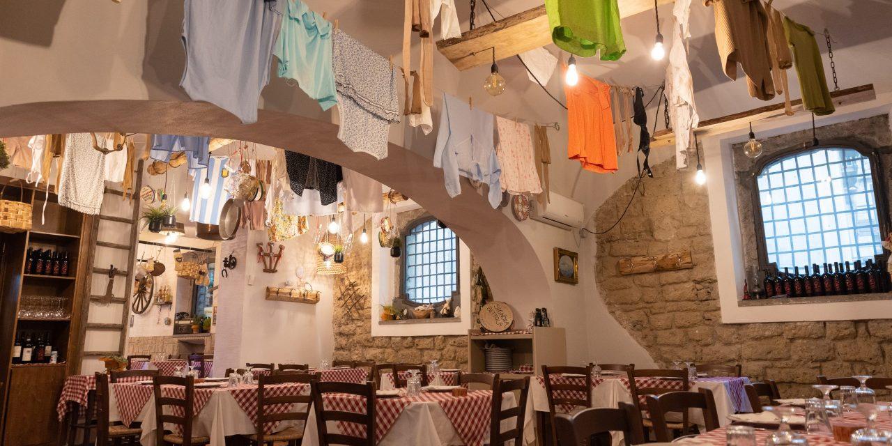 Osteria signora bettola: al centro di Napoli la vera cucina napoletana