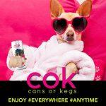 Cok – Cans or Kegs rivoluziona il mondo del beverage