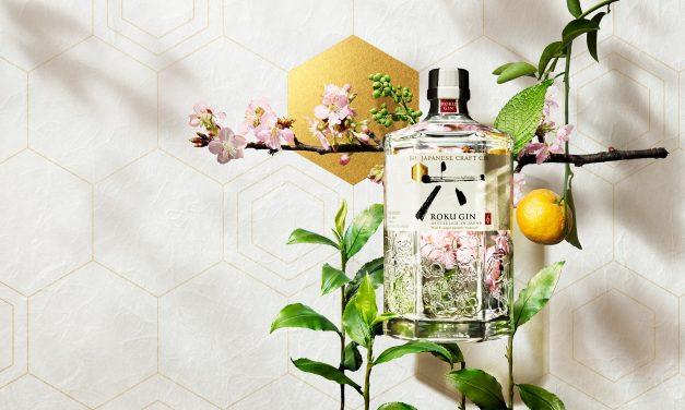 ROKU GIN – al via la campagna in Italia 'Alive with the seasons of Japan' del gin giapponese di Suntory