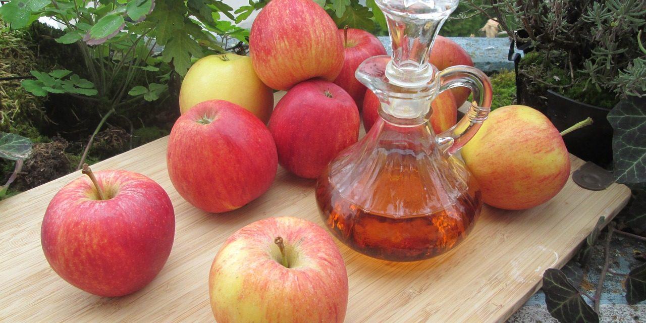 Aceto di mele biologico De Nigris