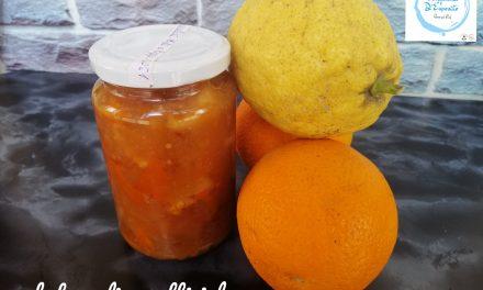 CONSERVE DI FAMIGLIA – Melanzane sott'olio di Nonna Amelia e Confettura di Arance e Limoni di Sorrento di Nonna Angelina
