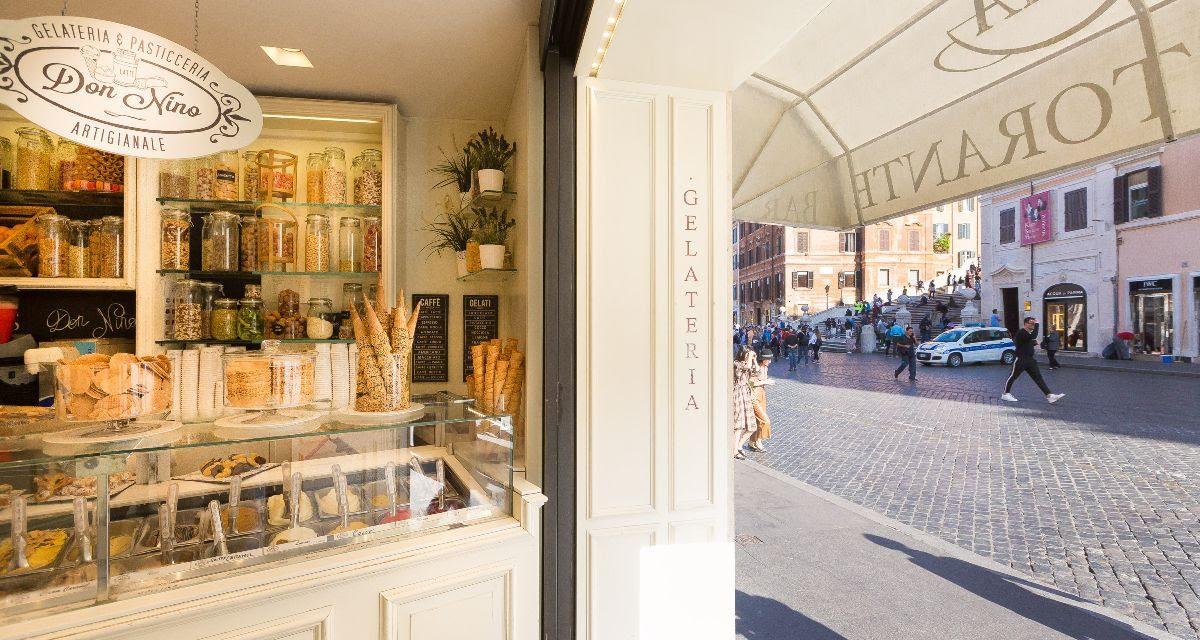 A Roma il gelato artigianale di Don Nino