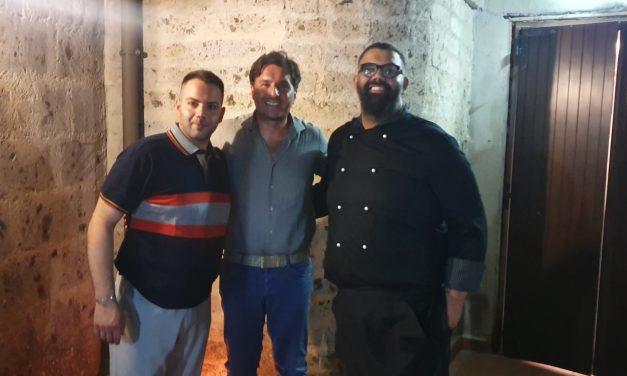 La Terrazza del Gusto – A Casertavecchia l'Home Restaurant di Umberto Ventriglia e Massimo Vigliotta