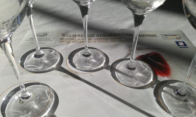 La mineralità della Campania e dei suoi vini