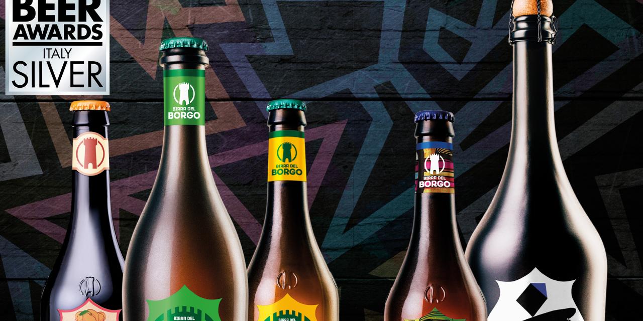 Birra del Borgo premiata cinque volte al World Beer Awards